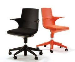 Kartell Spoon Modern Office Chair By Antonio Citterio Stardust Modern Design