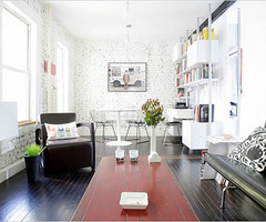 Modern Day Minimalist Apartment Style Renovation East Village