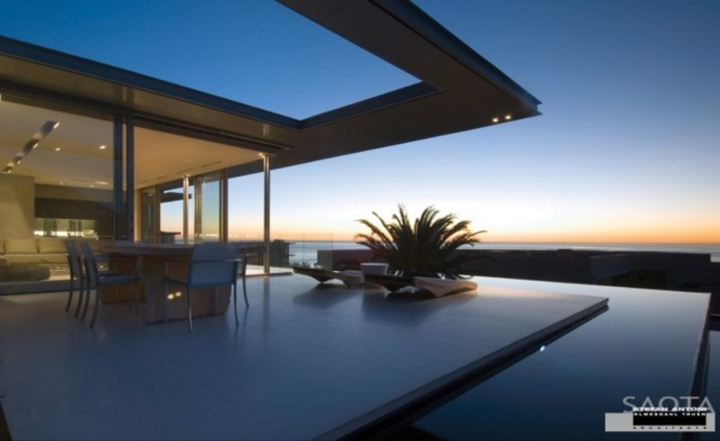 infinity pool house. Plain House Home In Cape Town With Terrific Scenery Views House Stunning Photo 2  Infinity Pool
