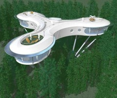 Top 8 Most Amazing Tree Houses