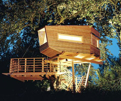 Baumraum: Stunning Treehouse Designs From Germany