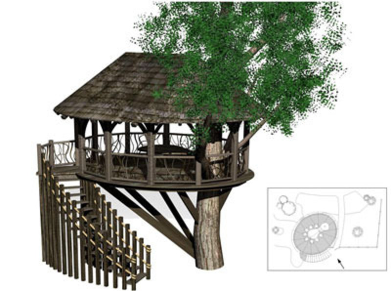 Delicieux Tree House Designs « The Ark