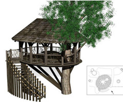 Tree House Designs «  The Ark