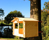 Bold Diy Treehouse Bed Takes Dreaming To New Heights