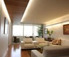 Soft And Warm Modern Minimalist Apartment Interior Design By Richard Cole Architects