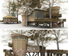 Modern Eco Friendly Tree House Designs