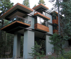 Modern Tree House Design