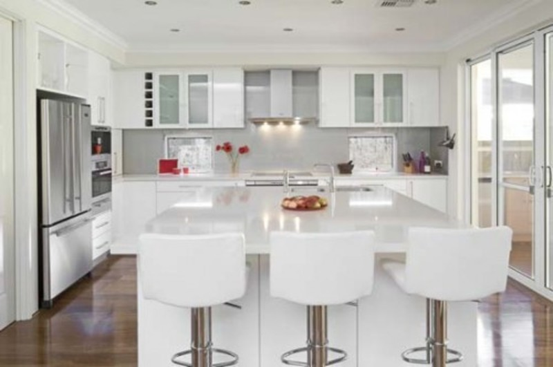 White Kitchen Designs Photos, New White Kitchen Designs With New Model / Designs Ideas And Photos Of House Home And Office Furniture