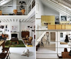 Dream Loft Interior Design Owned By David Delfin