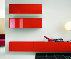 Lime Green Furniture And Red Furniture