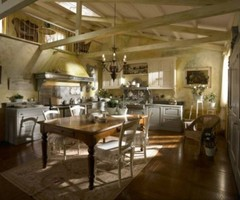 Classic Country Design Kitchen Pictures