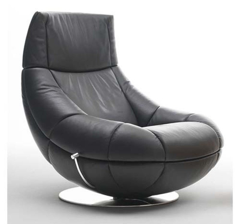 Modern Armchair Design By De Sede / design bookmark #