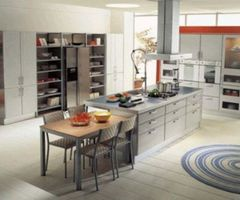 Remodeling Kitchen Cabinets With Italian Style : Home Innovation Design