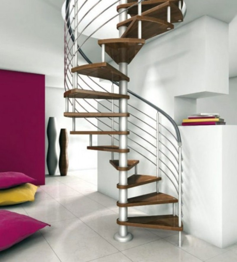 Best Seven Decorative Stair Railing Style And Design Ideas