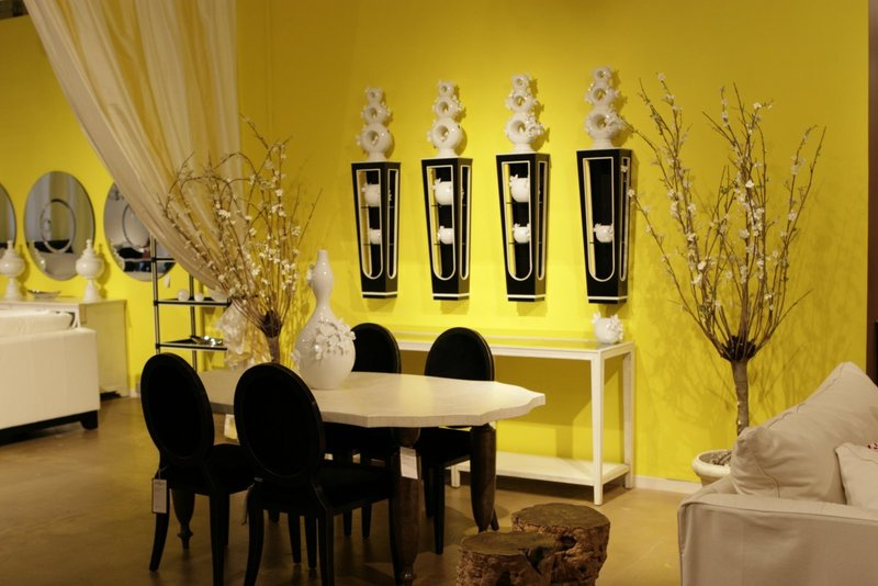 Yellow Interior Walls, 8 Yellow Interior Design Ideas For Rooms, Kitchens And Bathrooms «  Interior Design Ideas From Best Interior Designers Nyc