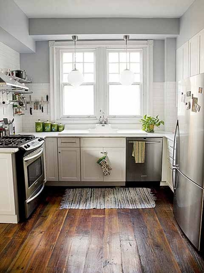 Fabulous Small White Kitchens with Wood Floors 800 x 1070 · 169 kB · jpeg
