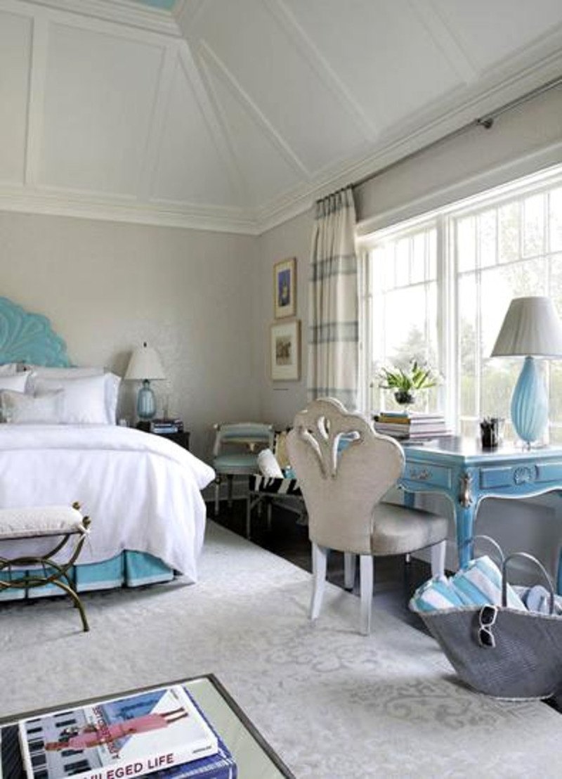 Perfect White and Blue Bedroom Color Scheme 800 x 1108 · 162 kB · jpeg