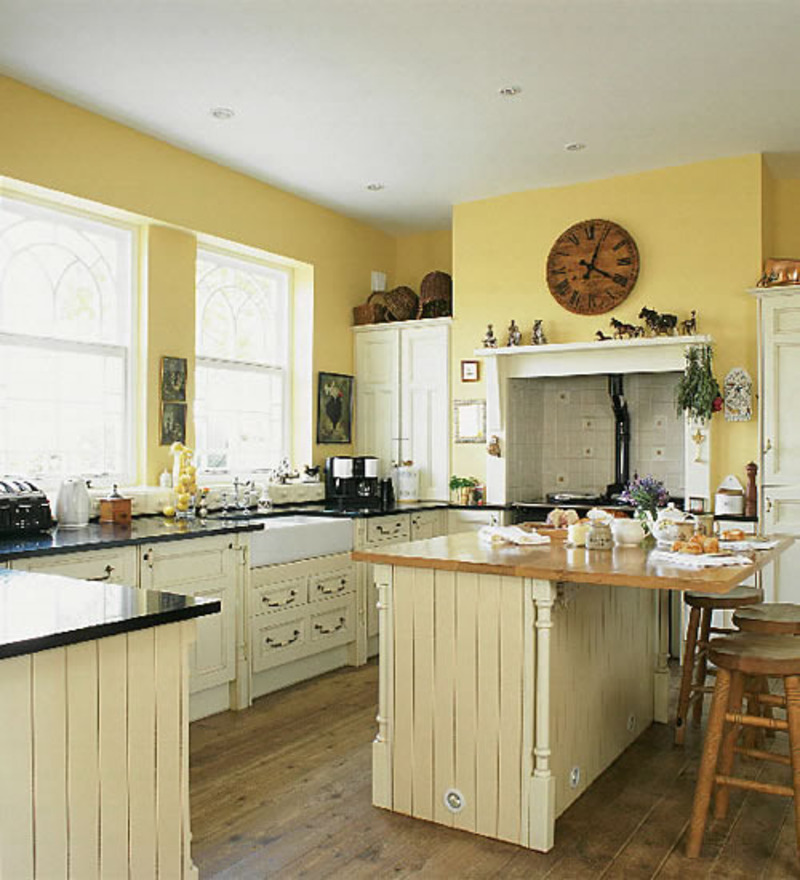 Kitchen Renovation Plans: Small Kitchen Design Ideas