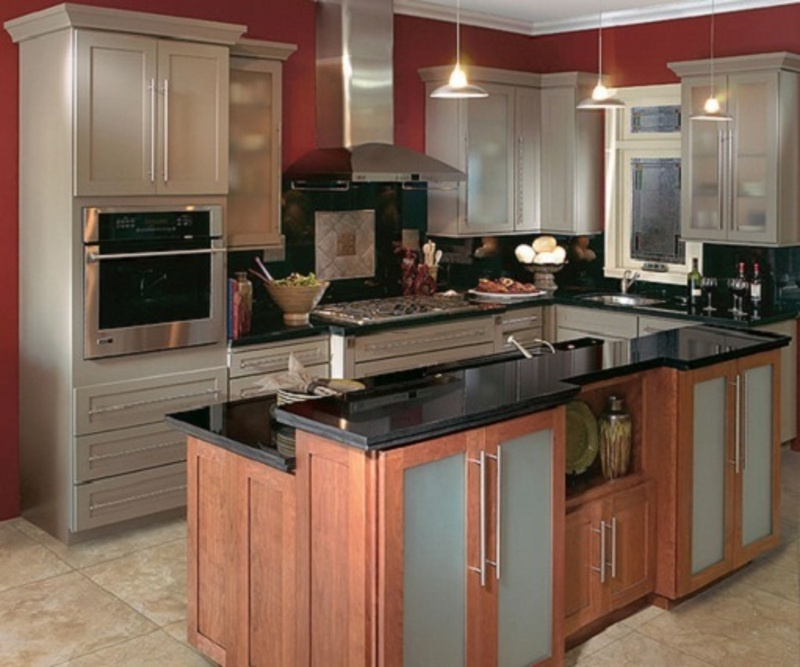 Renovate Small Kitchen New With Small Home Kitchen Remodel Ideas Image