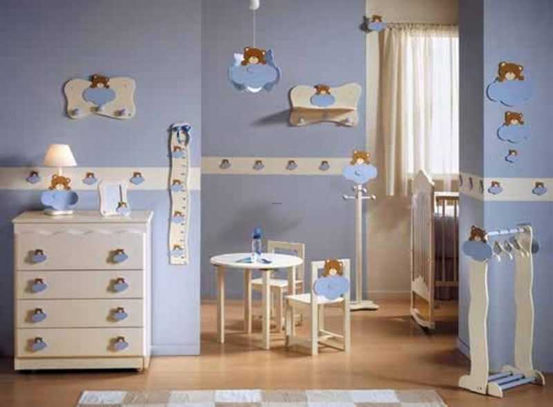 Cool Baby Girls Rooms Decoration Ideas Design Bookmark