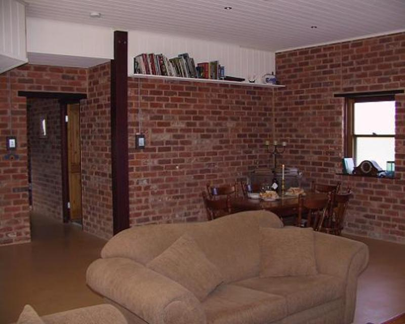 Interior brick wall design ideas images design bookmark for Interior brick wall designs