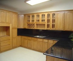 How To Choose The Perfect Wood Materials For Your Kitchen Cabinets Ideas / Pictures Photos Of Home And House Designs Ideas