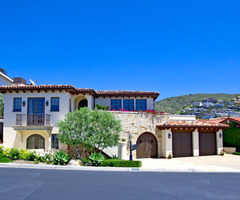 Laguna Beach Tuscan Style Homes For Sale