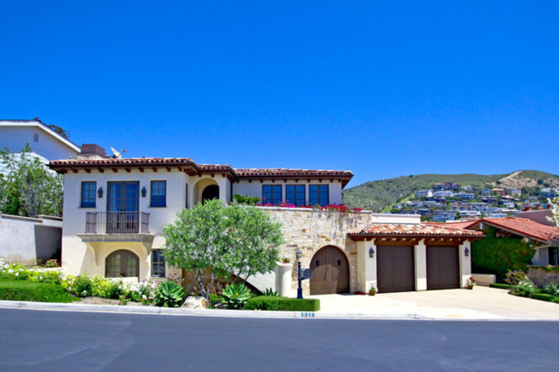 Laguna beach tuscan style homes for sale design bookmark for Houses for sale laguna beach