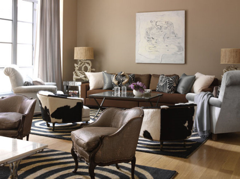 Stunning Living Room Colors with Brown Couch 800 x 599 · 125 kB · jpeg