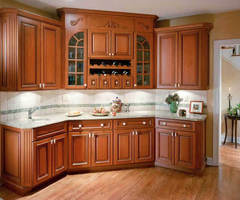 Cherry Kitchen Cabinet Inspiration Ideas For Modern Interior