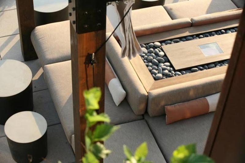Rooftop Terrace Design Ideas, Adorable Roof Terrace Design Ideas By Clodagh