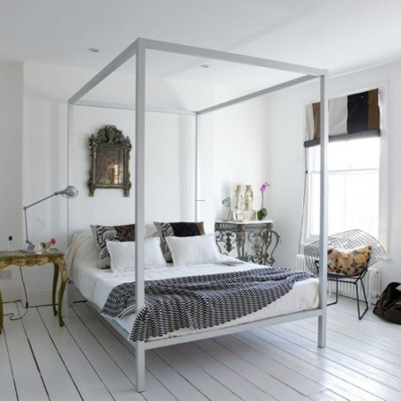 Small Eclectic Bedroom, Steal This Look: Modern Eclectic Bedroom : Remodelista
