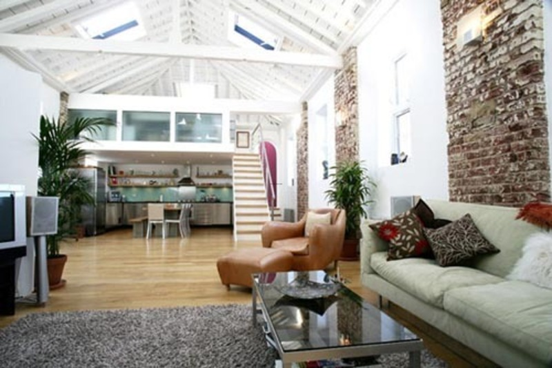 Rooftop Terrace Design Ideas, Apartment Design In London With Furnished Roof Top Terrace