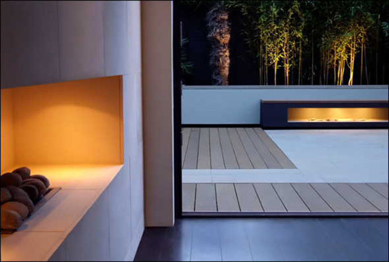 Rooftop Terrace Design Ideas, The Wooden Roof Terrace Design With Natural Environment – Home Interior Design