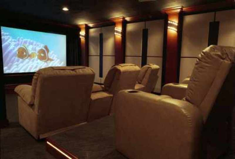 The Best Collection Of Home Theater Design Collection