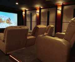 The Best Collection Of Home Theater Design Collection, Elegant And Luxurious Style