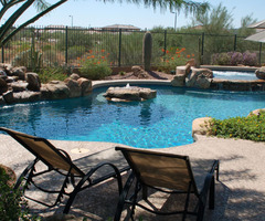 Sunset Pool Division Designs And Builds Custom Pools And Spas In Arizona