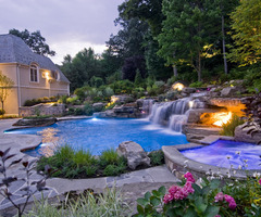 Voted Best Swimming Pool Design, Pool