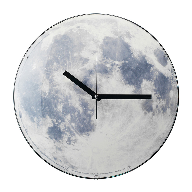 Unique Gifts For Christmas 2011, Moon Clock