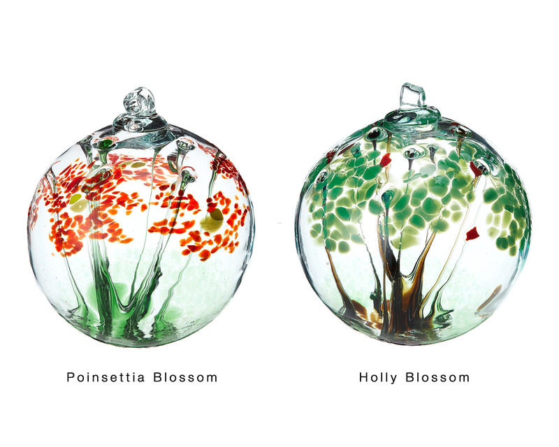 Unique Gifts For Christmas 2011, Holiday Blossom Balls
