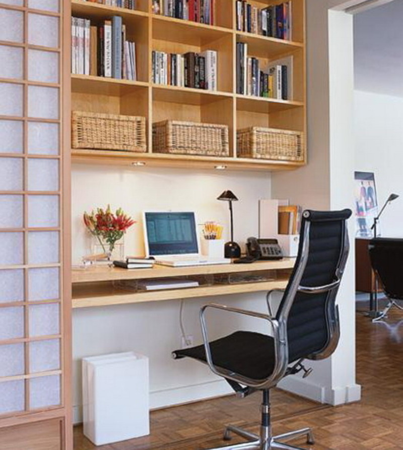 Creative Home Office Ideas For Small Spaces: House. Ideal For Small Office Ie: Law, Graphic Artists Etc