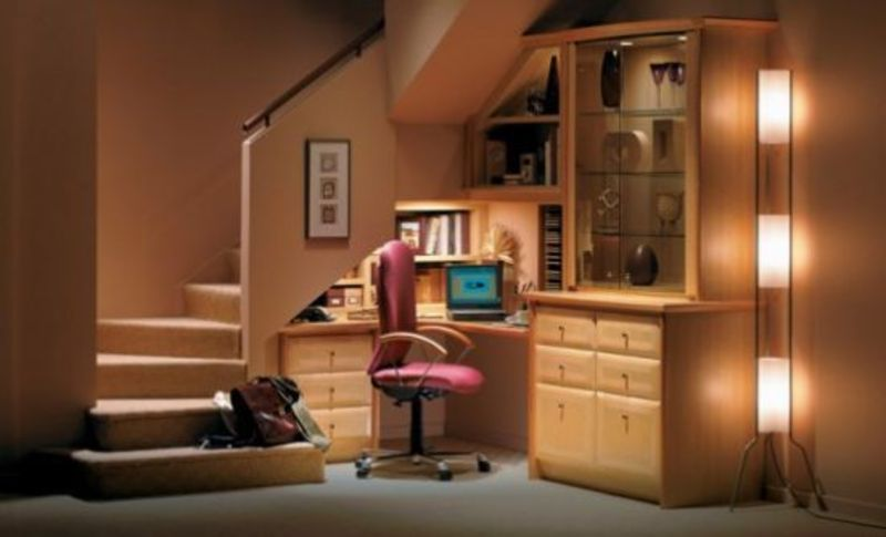 office space ideas small room with home office space saving ideas 1