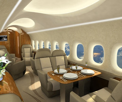 Supersonic Business Jet Plans  Airline World