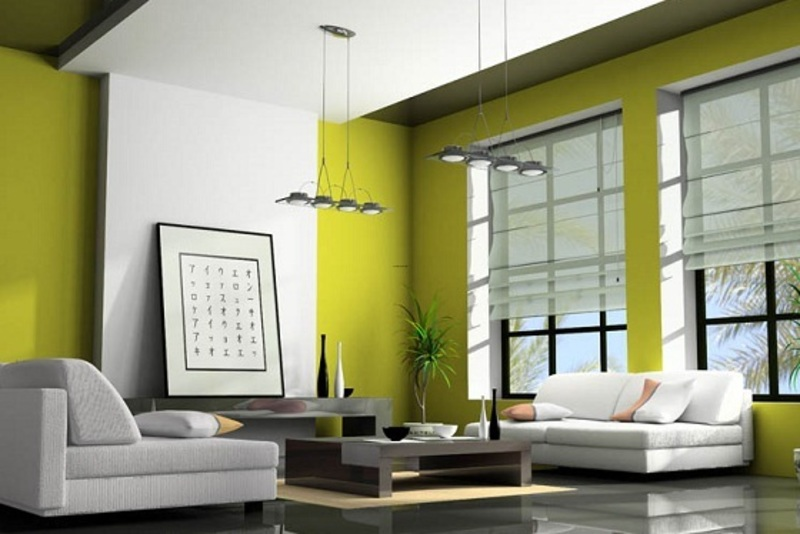 Modern Interior Paint Ideas For Modern Home Decorating Ideas ...