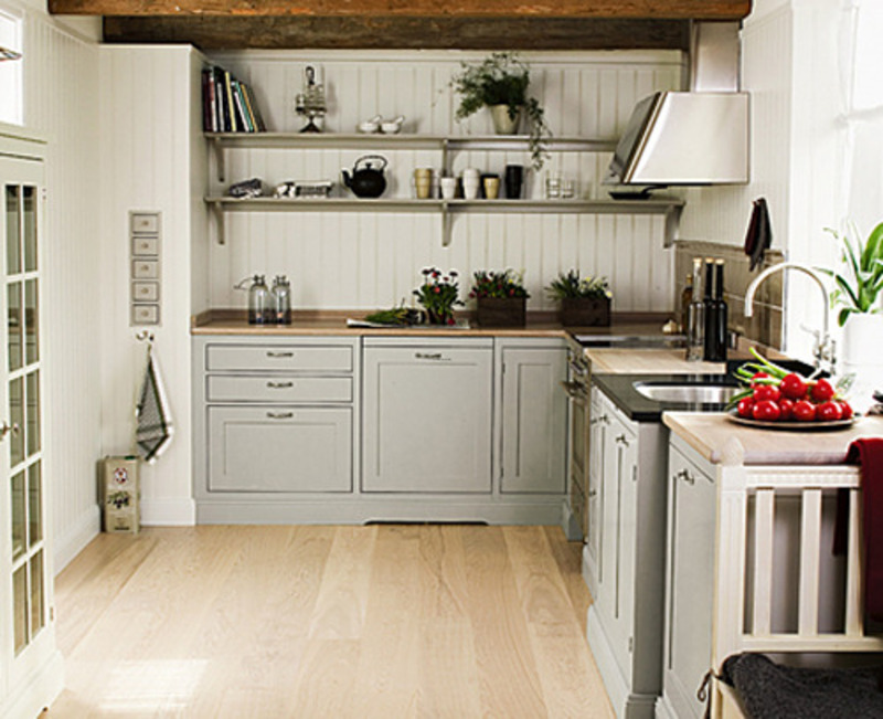 Scandinavian Kitchen Cabinets Scandinavian Style Kitchen White Cabinets Picture Scandinavian