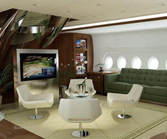 Altitude To Design Boeing Private Jet