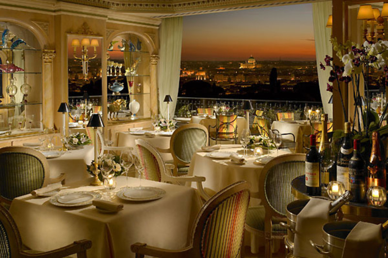 Luxury suite hotel restaurant room interior furniture
