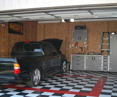 Interior Design Ideas For Garage
