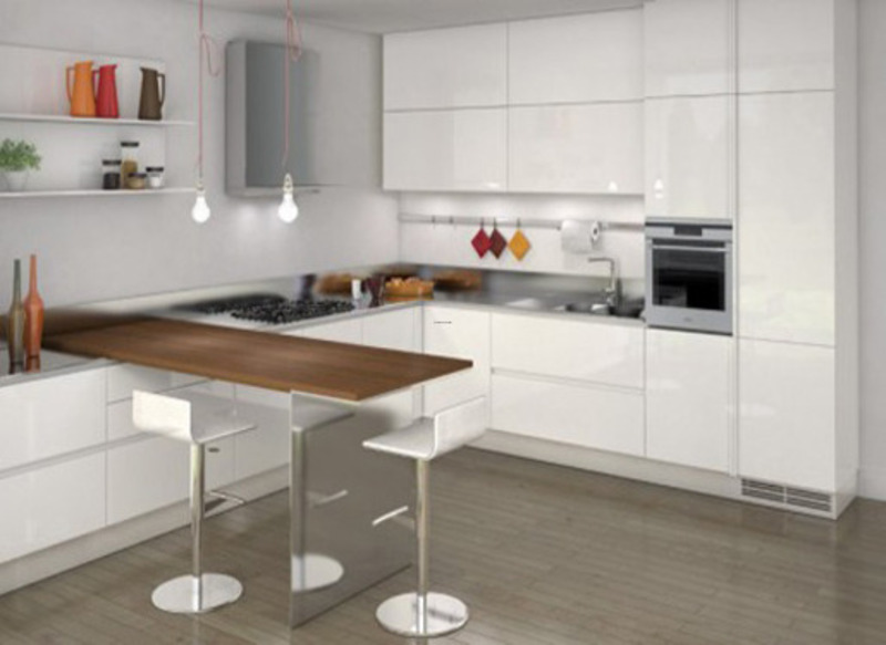 Design Kitchen Style Of Mini Bar Simple Design