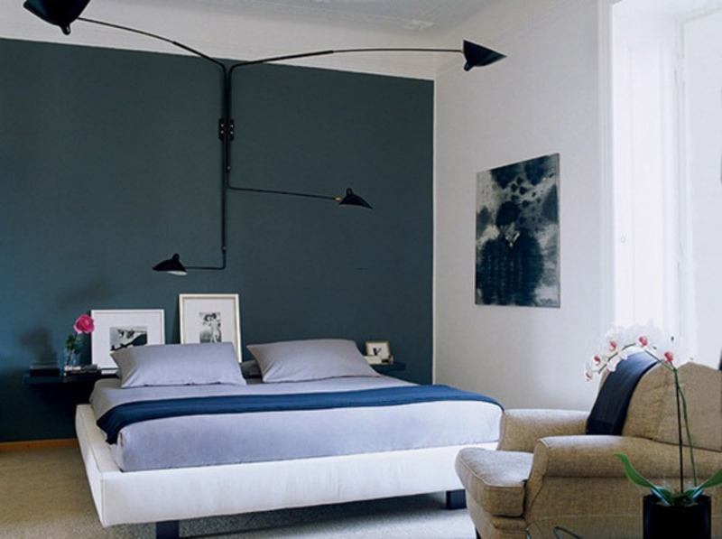 Creative Ideas Modern Bedroom Wall Designs Design